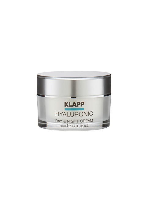 Klapp Hyaluronic Day & Night Cream 50 Ml Renksiz